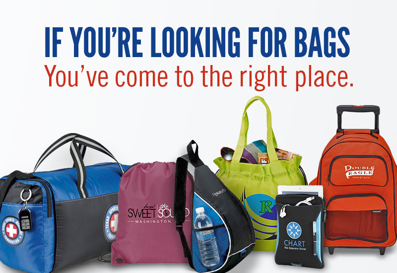 5cf90c018 Promotional Bags