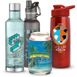 Imprinted Water Bottles and Sport Bottles