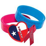 Buttons,  Ribbons & Bracelets