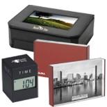 Photo Frames & Clocks
