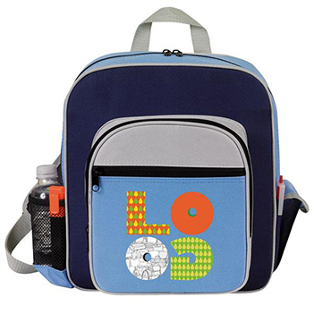 Colorful Kid's Backpack - Bags