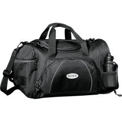 Boundry Shoe Pocket Duffel Bag