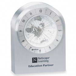 Classic World Time Clock