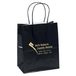 Glossy Paper Shopper