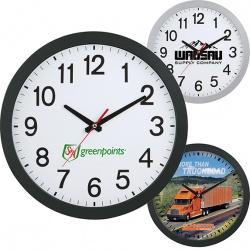 12 Slim Wall Clock