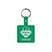 Square-Shaped Key Tag  - Travel Accessories & Luggage
