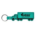 Truck-Shaped Key Tag