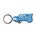 Tow Truck Key Tag - Travel Accessories & Luggage