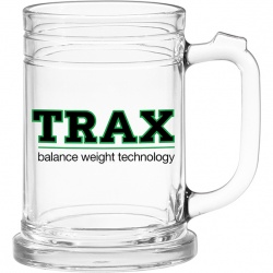 15 oz. Maritime Glass Tankard
