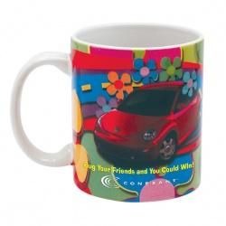 Full-Color C Handle Mug