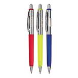 Ballpoint Pen with Chromed Cap