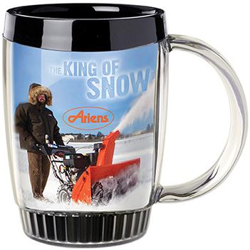 14 oz. Thermal 4 Color Desk Mug - Mugs Drinkware