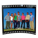 Movie Filmstrip Frame