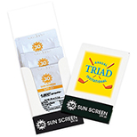 SPF 30 Sun Screen Pocket Pack