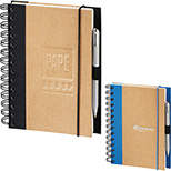 Fiberboard Wire-bound Journal