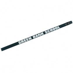 Black Round #2 Pencil