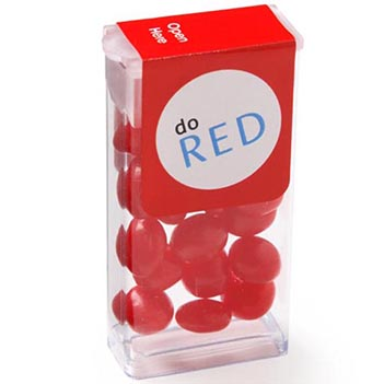 Flip Top Mini Candy Dispenser - Food, Candy & Drink