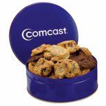Tin of 16 Gourmet Cookies