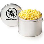 Half-Gallon Tin Bucket of Popcorn