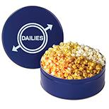 Four Flavor Popcorn in Tin