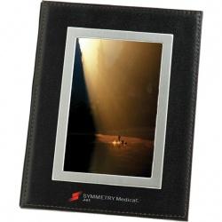 Bonded Leather Photo Frame