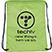 Drawstring Backpack 210 Denier Nylon - Bags