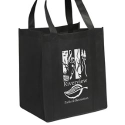 Big Thunder Non-Woven Recycled Tote Bag