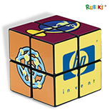 Rubik's Four-Panel Full Custom Cube