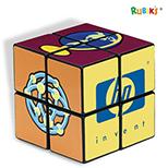 Rubik's Four-Panel Full Custom Cube