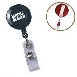 Round Badge Holder