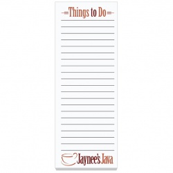 Bic 3 x 8 Full- Sticky Note Pad