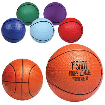 Basketball Stress Toy - Puzzles, Toys & Games