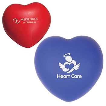 Heart Shaped Stress Toy - Puzzles, Toys & Games