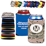Folding Can Cooler Sleeve
