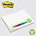 """Full Color 50 Sheet Post-it Note Pad 3"""" x 4"""" - Awards Motivation Gifts"""