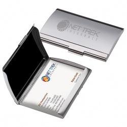 Flip Top Business Card Case