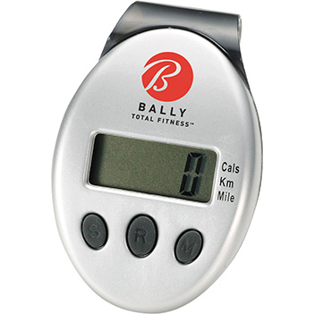 Clip-N-Go Pedometer & Calorie Counter