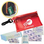 Translucent Zipped First Aid Kit