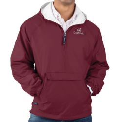 Classic Solid Pullover by Charles River