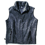 Ridgeline Fleece Vest by Charles River