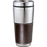 Cutter & Buck  Classic Leather Tumbler
