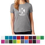 Women's Tee - Colors - 100% Cotton by Gildan