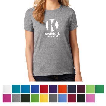 Women's Tee - Colors - 100% Cotton by Gildan - Apparel
