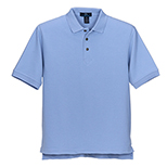 Men's Ottoman Knit Performance Polo by Vansport