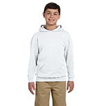 Youth Pullover Hoodie by Jerzees