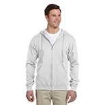 Adult Full-Zip Hoodie - Colors by Jerzees