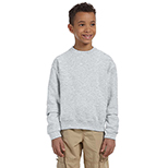 Youth Crewneck Sweatshirt by Jerzees