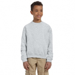 Youth Crewneck Sweatshirt by Jerzees
