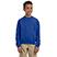 Youth Crewneck Sweatshirt by Jerzees - Apparel