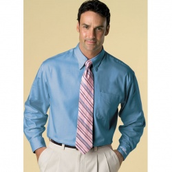 Men's Easy-Care French Twill Shirt